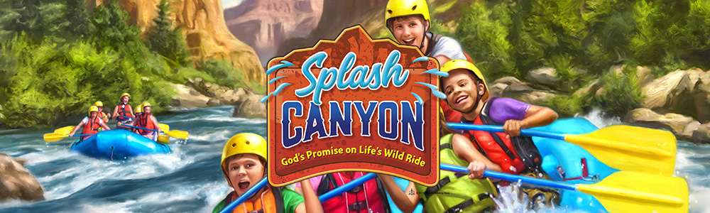 splash VBS Kids Header
